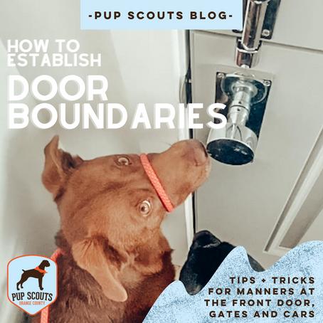 How To Establish Door Boundaries