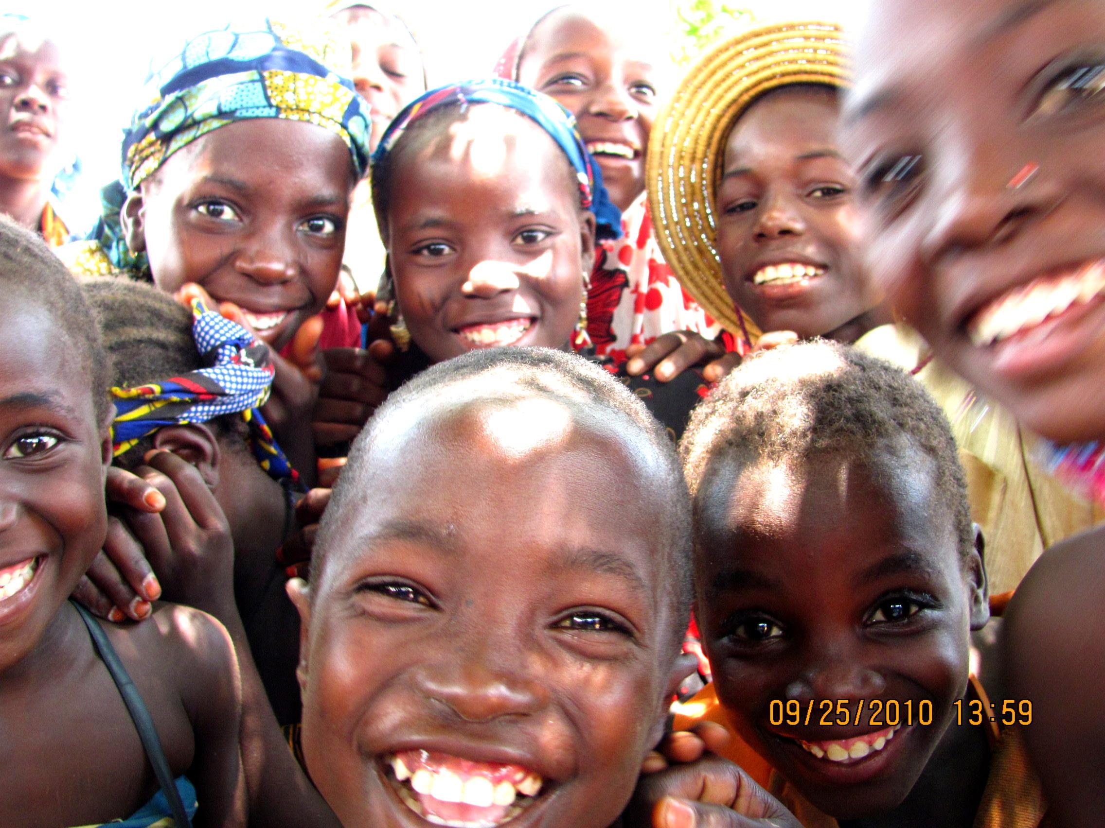 Zamfara kids