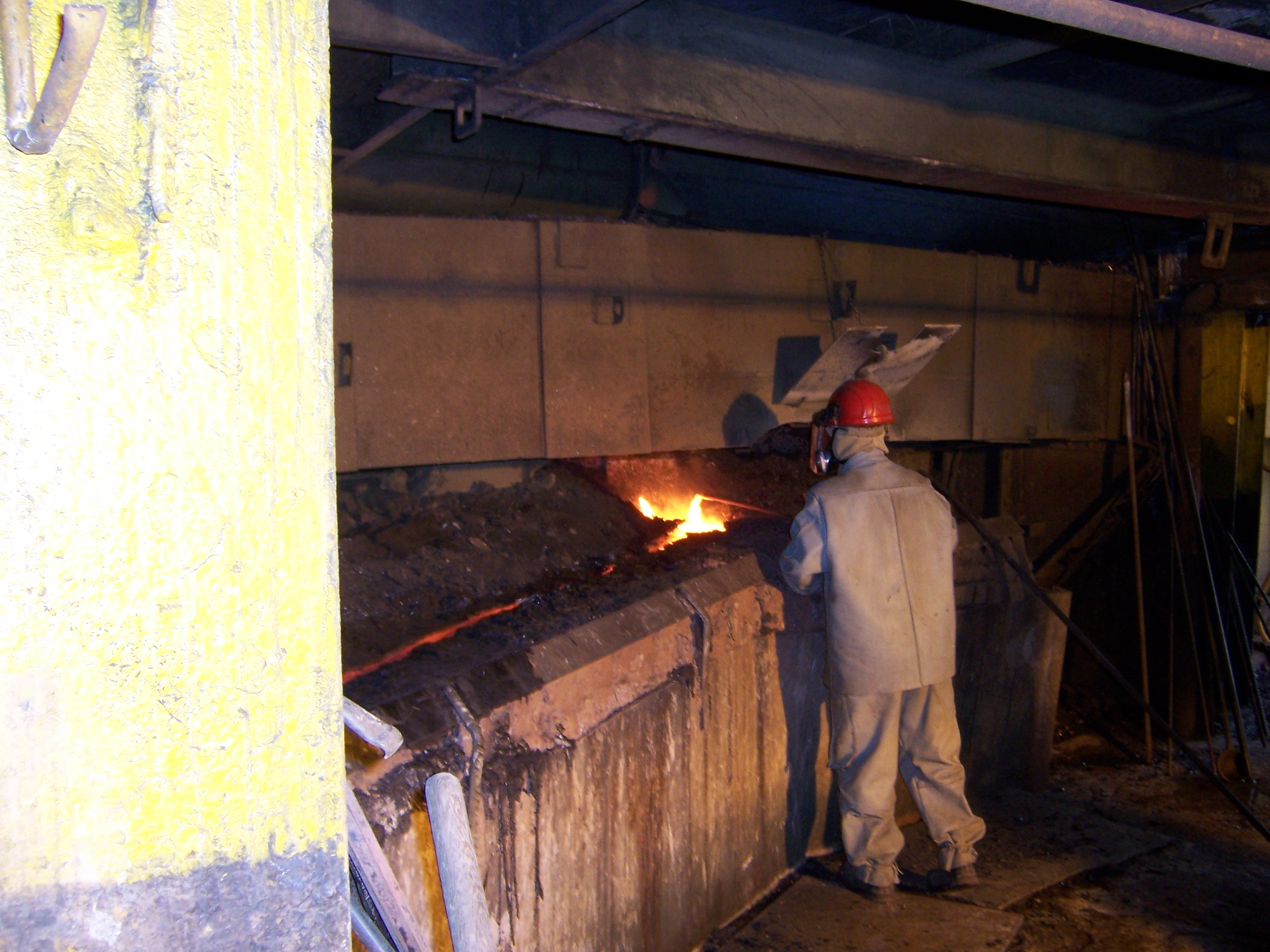 Doe Run smelter worker