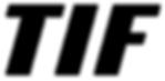 TIF logo_no bkgd_black.png