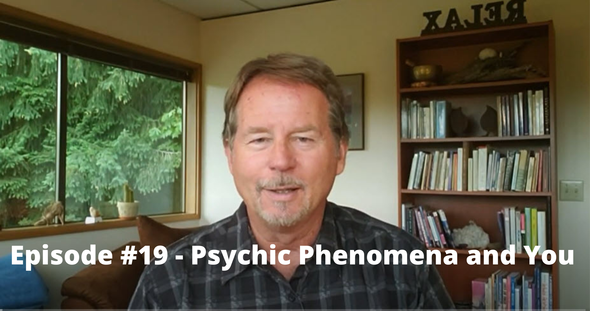 Episode #19 - Psychic Phenomena and You.