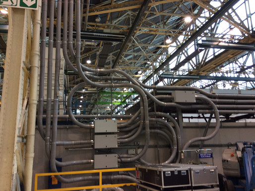 Aerocom UK Pneumatic Tube Systems – In Industry