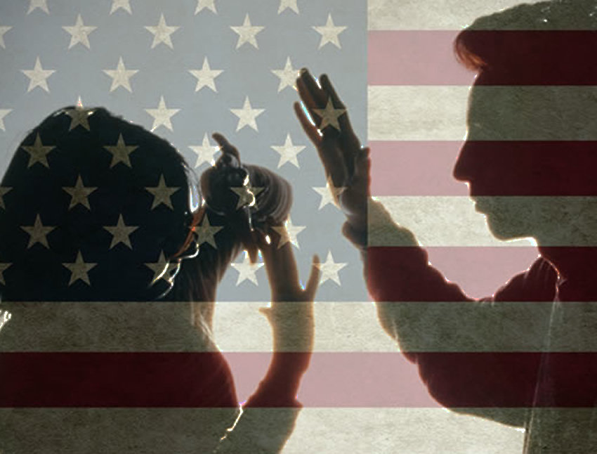 The victim and the perpetrator in United States