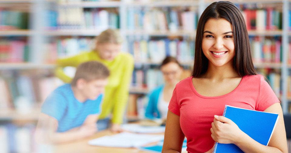 student applying for visa
