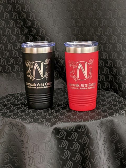 Stainless Steel with NAC logo