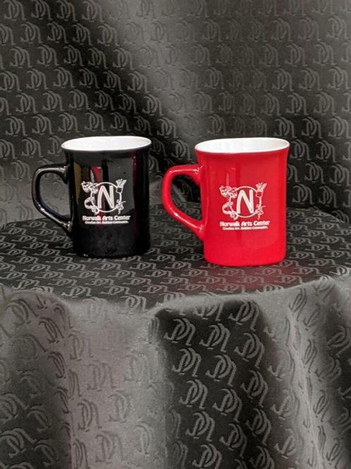 Ceramic Mug with NAC logo