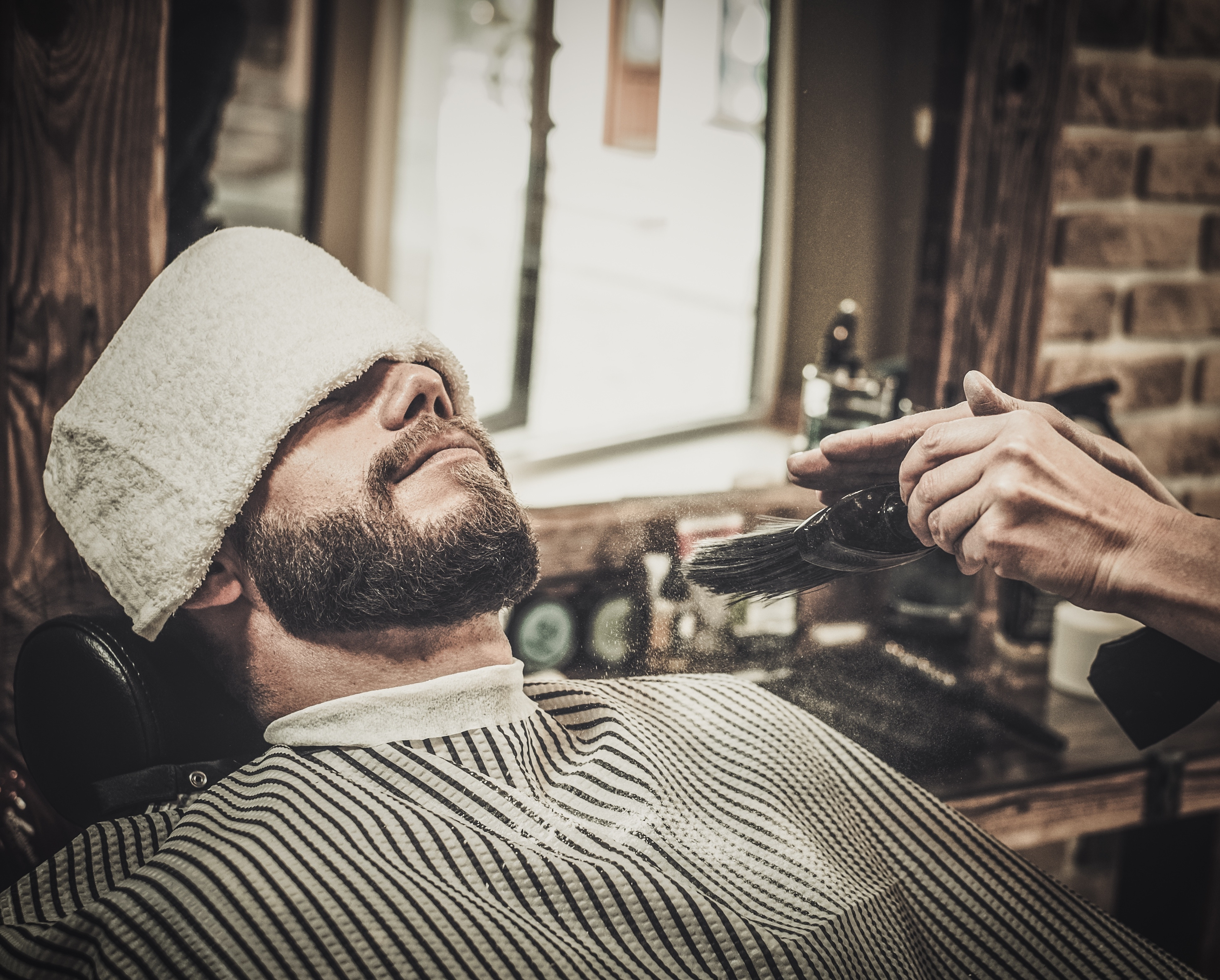 Cut & Shave Special