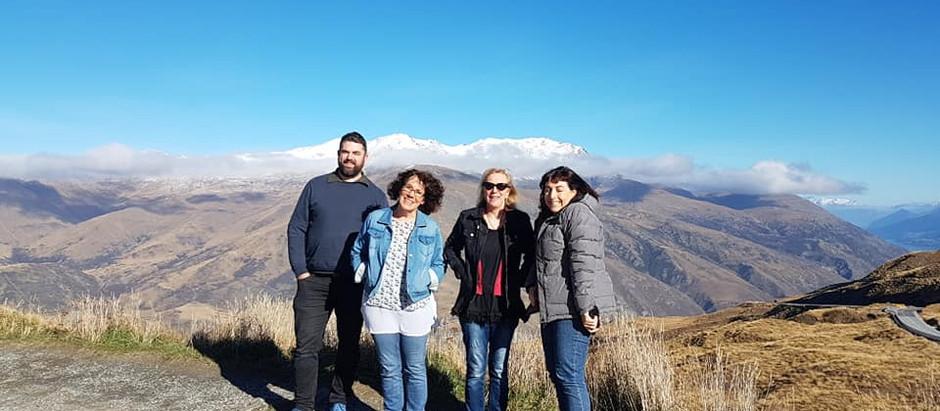 Touring Otago
