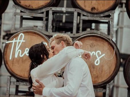 Real Wedding: Mikaela + Nathan