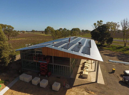 Building a Sustainable Winery for the Future