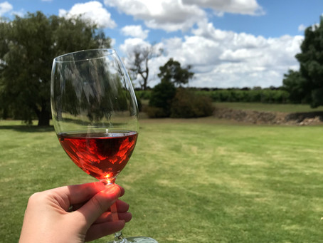 Your Perfect Summer Wine - Whistle Post Pinot Rosé