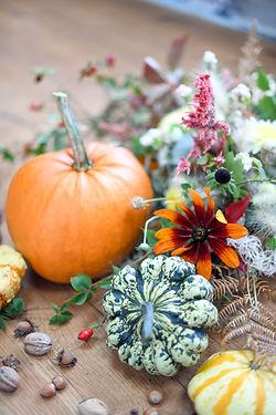 fleurs-automne-haloween-creation-florale