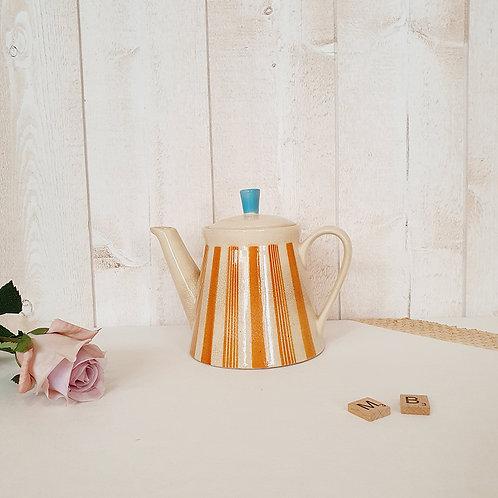 Théière | Cafetière rayée