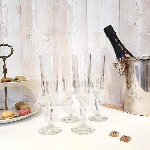 brocante en ligne flute champagne