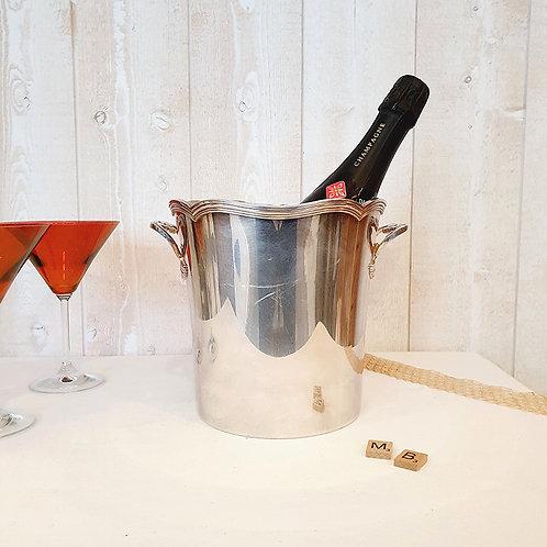 brocante seau à champagne