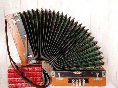 COUP de CŒUR pour cet adorable accordéon !