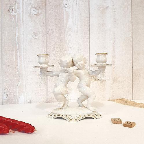 Chandelier porcelaine Hutschenreuther