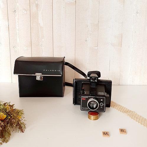 ancien Appareil photo Polaroid occasion pola brocante vintage