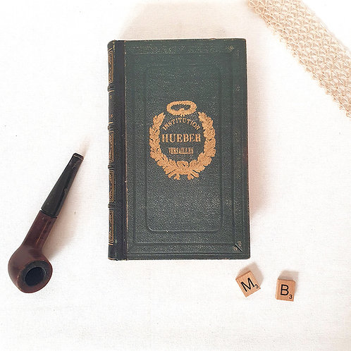 ancien livre fenelon