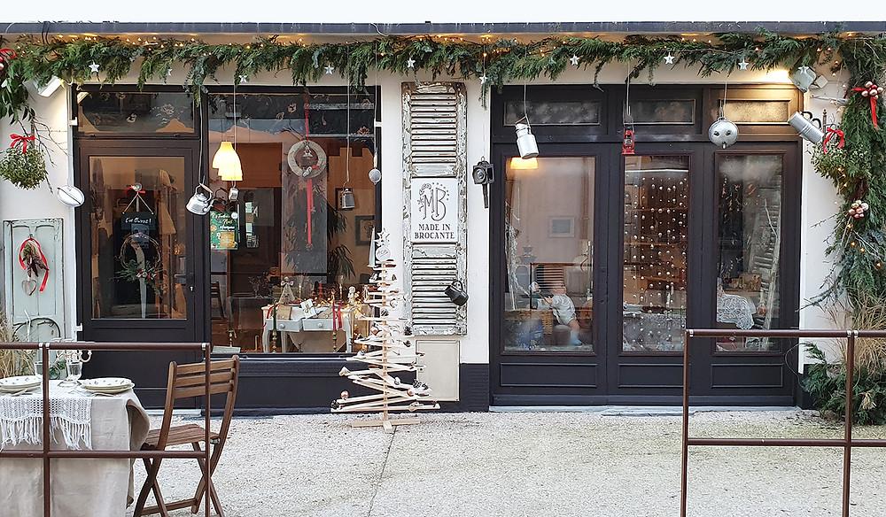 magasin boutique brocante aurignac