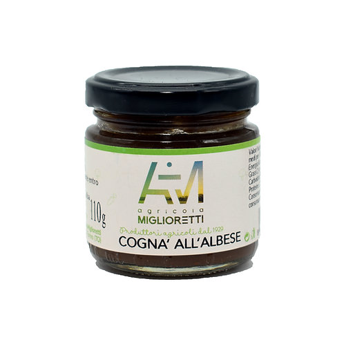 Salsa Cognà all'albese frontale