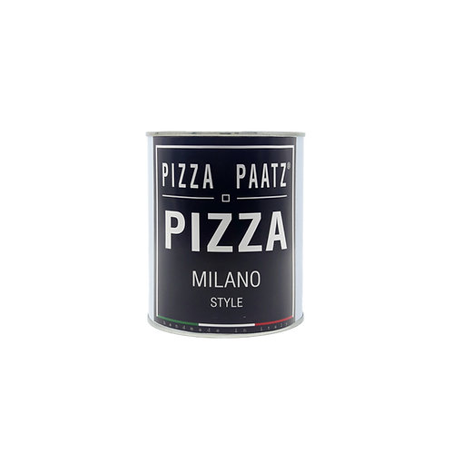 pizza paatz preparato per pizza milano style