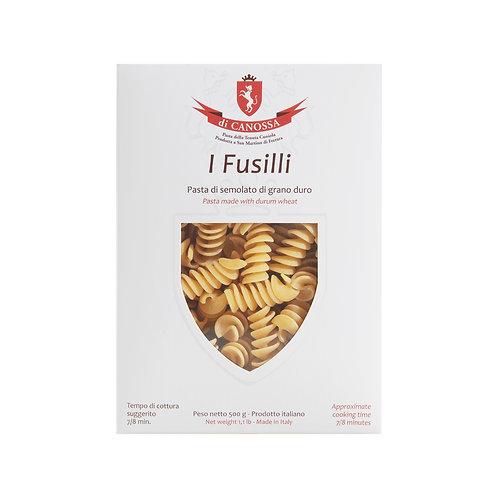 Fusilli 500gr. Pasta di Canossa