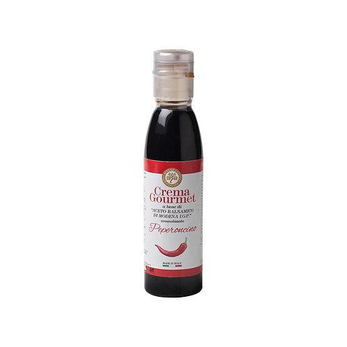 Glassa di aceto balsamico igp aromatizzata al peperoncino