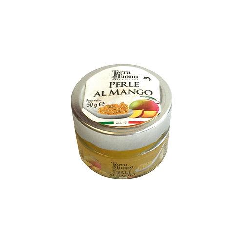 Acetaia Terra del Tuono - Perle di Aceto Balsamico al Mango 50gr.