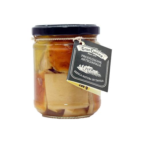 Funghi Porcini in tranci 200gr - Gran Cucina