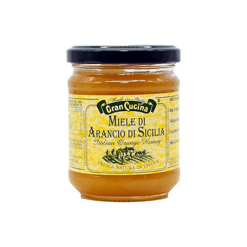 Miele di arancio di Sicilia 250gr. - Gran Cucina
