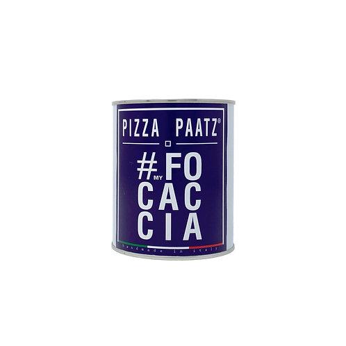 Kit per Focaccia 480gr. - Pizza Paatz