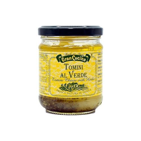 Tomini al verde 170gr. - Gran Cucina