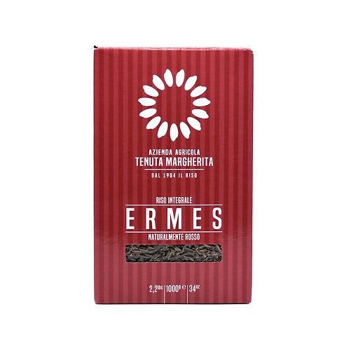 Riso rosso integrale Ermes 1 kg- Tenuta Margherita