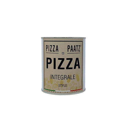 Pizza Paatz- Kit di farina integrale 480gr.