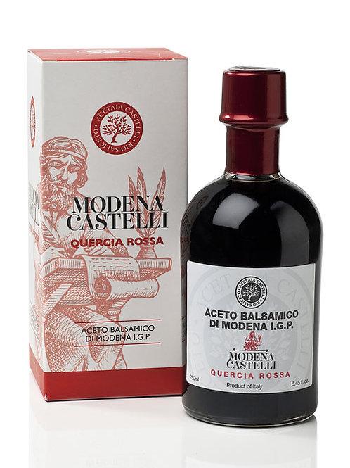 Aceto Balsamico di Modena I.G.P. Quercia Rossa Acetaia Castelli