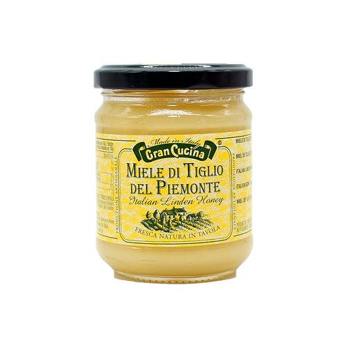 Miele di Tiglio del Piemonte 360gr. - Gran Cucina