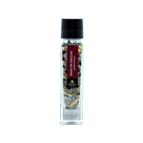 Sale e aromi per grigliata 90gr. - Trentinaceti