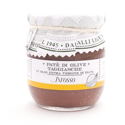 Patè di Olive Taggiasche  180gr. Olio Anfosso