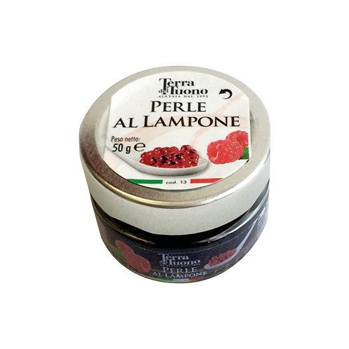 Perle di aceto balsamico di modena IGP al lampone-Nostrale