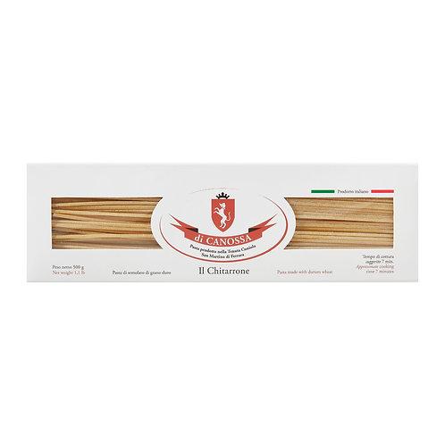 Il Chitarrone 500gr. Pasta di Canossa front