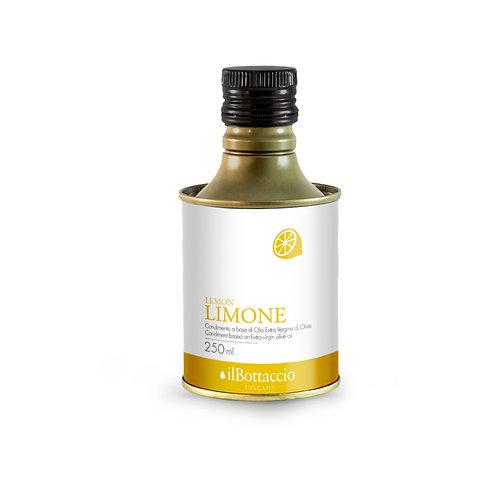 Olio Extra Vergine di Oliva Infuso al Limone 250ml. Il Bottaccio