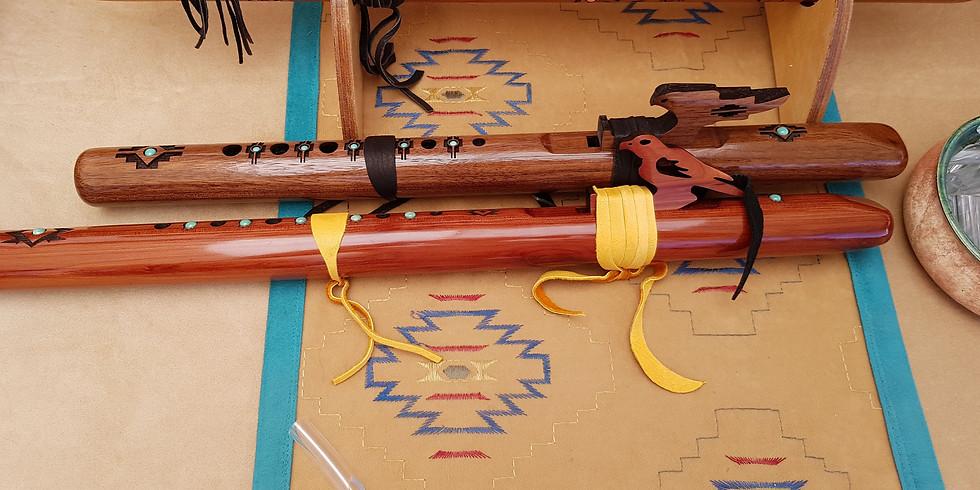 High Spirit Flutes & Handmade Drums