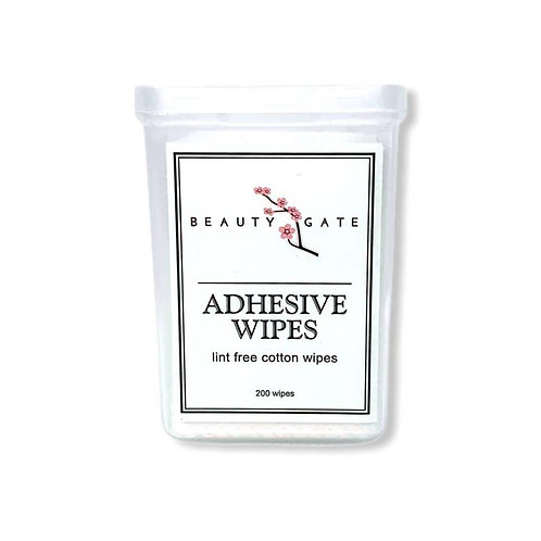 BEAUTY GATE Lint-Free Adhesive Wipes