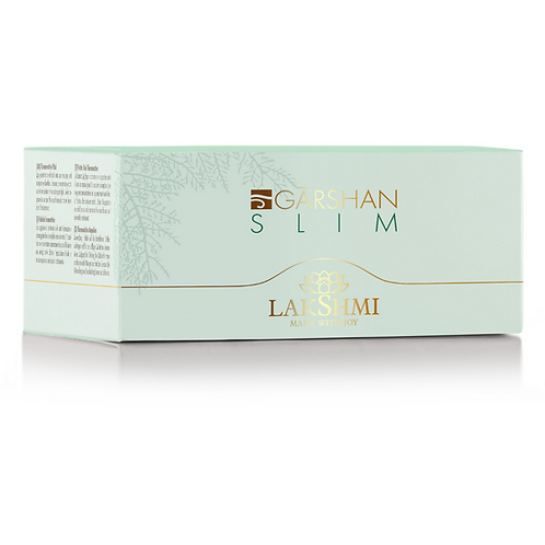 Ampoules thermoactives Garshan Slim