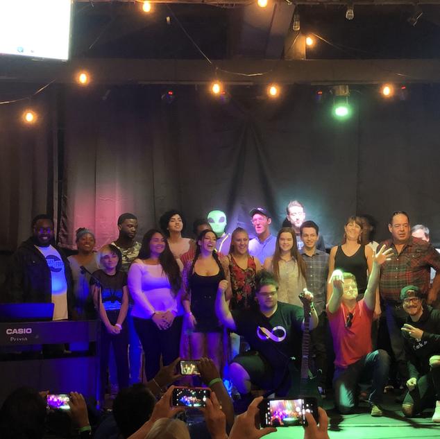 2019 Plant City Talent Show Winners