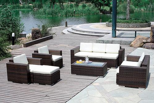 Rattan Outdoor Furniture Sofa Set