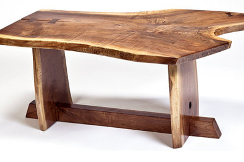 Natural Edge Coffee Table