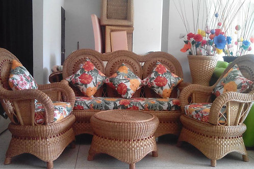 Rattan Furniture Set