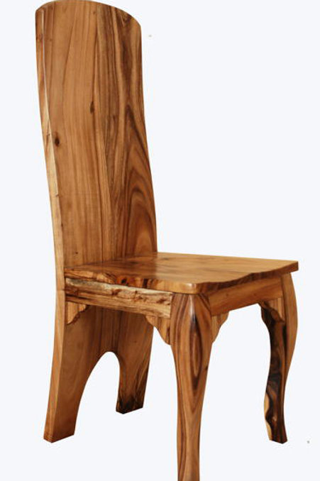 Contemporary Wood Dining Chair